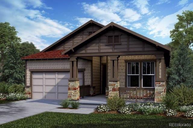4210 Forever Circle, Castle Rock, CO 80109 (MLS #8740191) :: 8z Real Estate