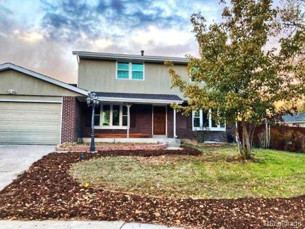 7471 S Lafayette Circle W Circle, Centennial, CO 80122 (#8747995) :: The Colorado Foothills Team   Berkshire Hathaway Elevated Living Real Estate