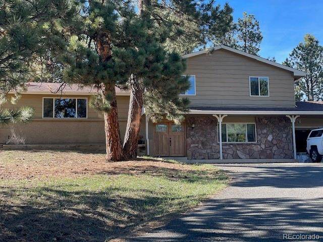 8296 Centaur Drive, Evergreen, CO 80439 (#8756389) :: Wisdom Real Estate