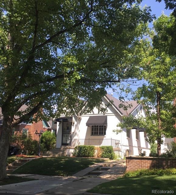 636 Cherry Street, Denver, CO 80220 (#8761857) :: The HomeSmiths Team - Keller Williams