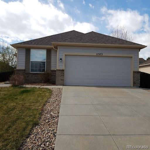 11373 E Newport Street, Thornton, CO 80233 (#8777871) :: The DeGrood Team