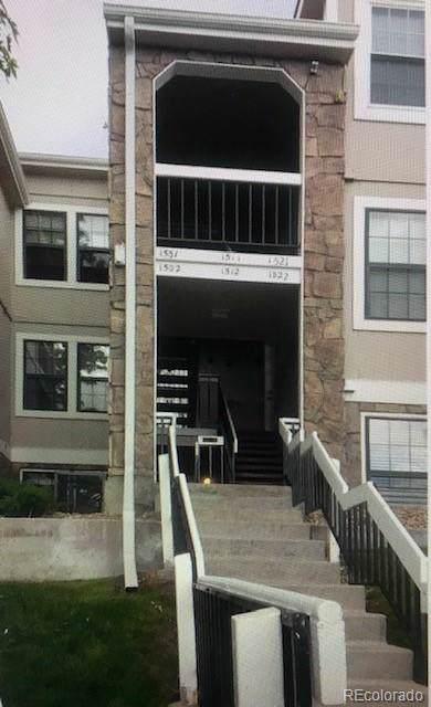 7700 Depew Street #1502, Arvada, CO 80003 (#8781692) :: The Peak Properties Group
