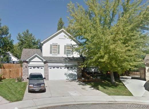 9241 W Lake Drive, Littleton, CO 80123 (#8789207) :: The HomeSmiths Team - Keller Williams