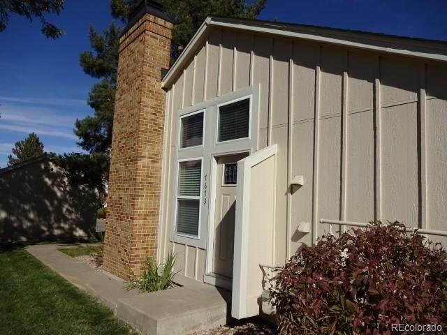 7673 S Steele Street, Centennial, CO 80122 (#8810419) :: HomeSmart