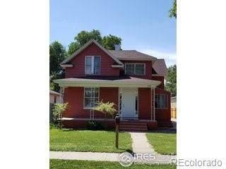 519 Grant Street, Fort Morgan, CO 80701 (MLS #8815507) :: 8z Real Estate