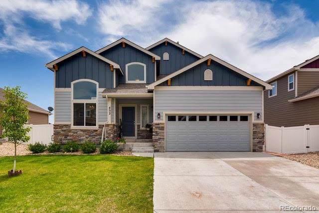 432 Tahoe Drive, Loveland, CO 80538 (MLS #8831925) :: Neuhaus Real Estate, Inc.