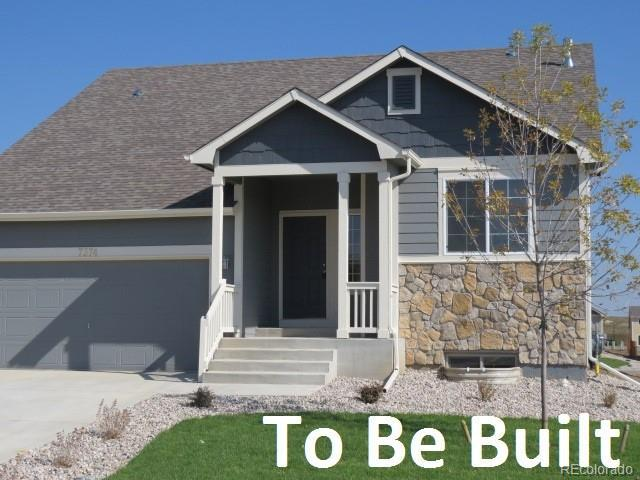 437 Ptarmigan Street, Severance, CO 80550 (#8857076) :: Group 46:10 - Denver