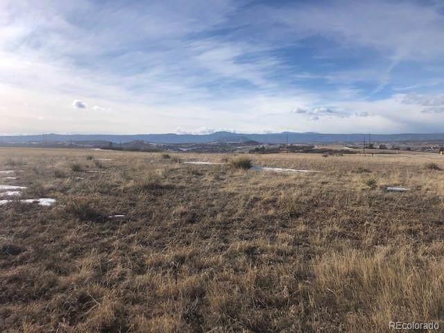 1 Ridge Road, Castle Rock, CO 80104 (#8861213) :: RazrGroup