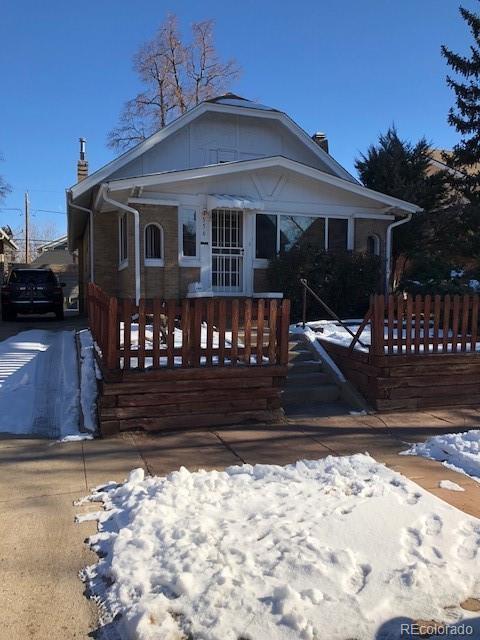 556 S Sherman Street, Denver, CO 80209 (MLS #8879177) :: The Biller Ringenberg Group