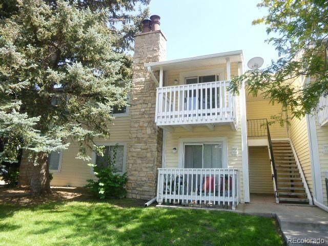 8555 Fairmount Drive E204, Denver, CO 80247 (#8897431) :: Venterra Real Estate LLC