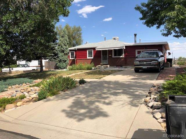 9210 Yucca Way, Thornton, CO 80229 (MLS #8904467) :: 8z Real Estate