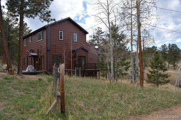 528 Cr 1034, Bailey, CO 80421 (#8906775) :: Venterra Real Estate LLC
