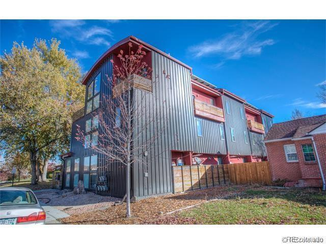 1544 Zenobia Street #101, Denver, CO 80204 (#8953604) :: Structure CO Group