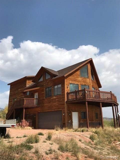 566 Palmer Peak Drive, Fairplay, CO 80440 (#8954670) :: Mile High Luxury Real Estate