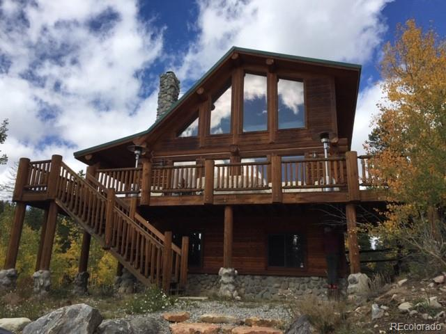 115 Seventy Two Road, Fairplay, CO 80440 (MLS #8955245) :: Bliss Realty Group