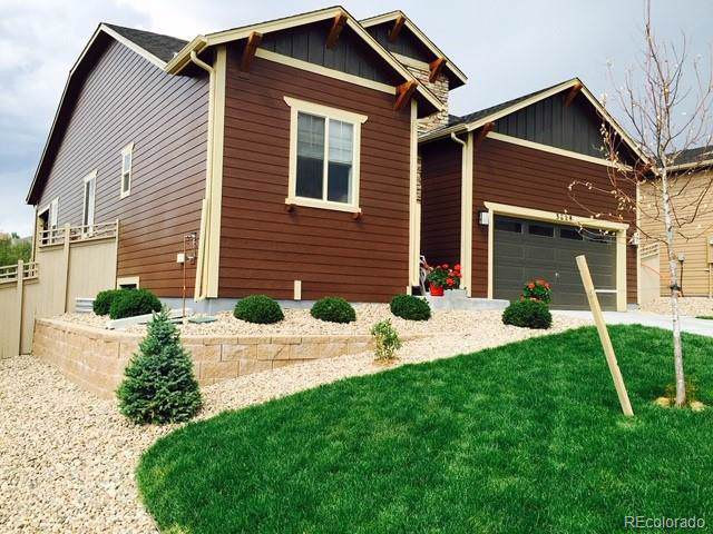 3828 Donnington Circle, Castle Rock, CO 80104 (MLS #8967610) :: 8z Real Estate