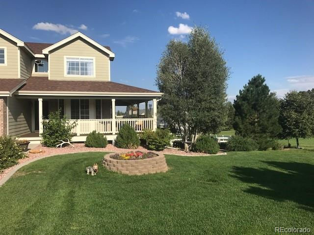 3430 Pine Meadow Avenue, Parker, CO 80138 (#8978820) :: The Peak Properties Group