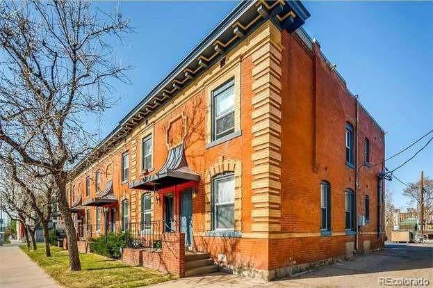 2306 Glenarm Place #204, Denver, CO 80205 (MLS #8989772) :: 8z Real Estate