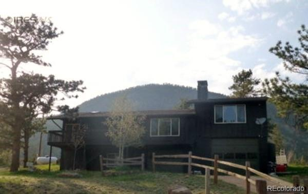 191 Wichita Road, Lyons, CO 80540 (MLS #8998304) :: Kittle Real Estate