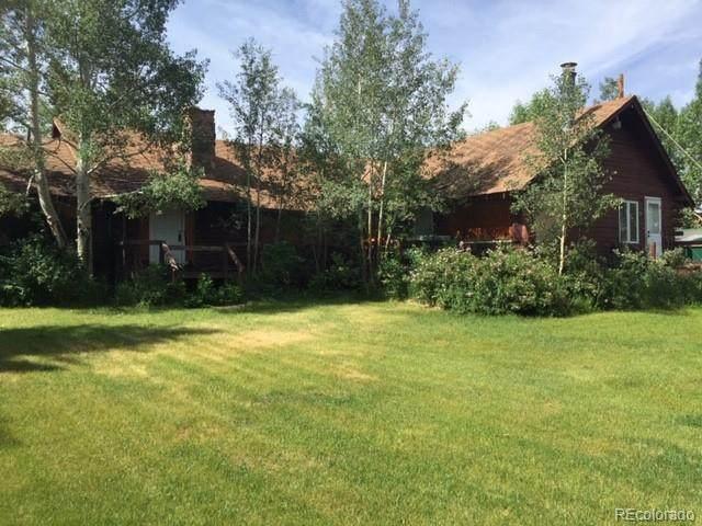 715 4th Street, Walden, CO 80480 (MLS #9007717) :: 8z Real Estate