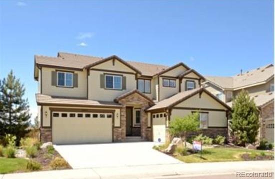 2633 Bellavista Street, Castle Rock, CO 80109 (#9016896) :: HomePopper