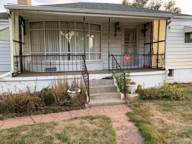 1010 Cody Street, Lakewood, CO 80215 (MLS #9021241) :: 8z Real Estate