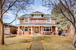 2815 N Humboldt Street, Denver, CO 80205 (#9072648) :: iHomes Colorado