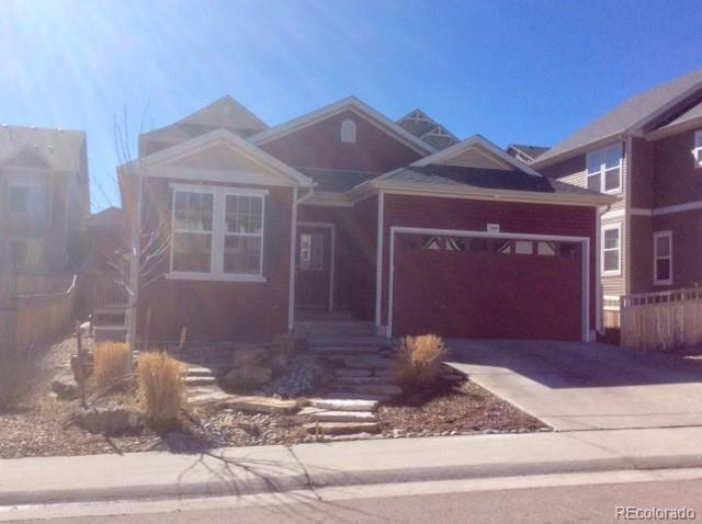 3498 Sky Church Drive, Castle Rock, CO 80109 (#9089955) :: Structure CO Group