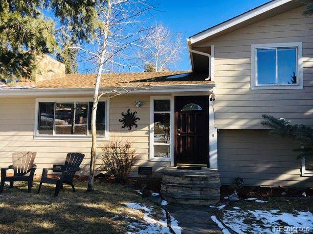 27923 Iris Drive, Evergreen, CO 80439 (#9100630) :: The DeGrood Team