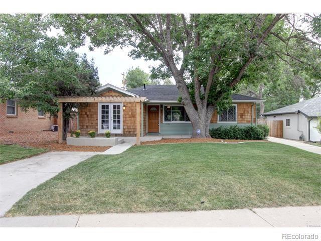 2708 S Adams Street, Denver, CO 80210 (#9111167) :: Venterra Real Estate LLC