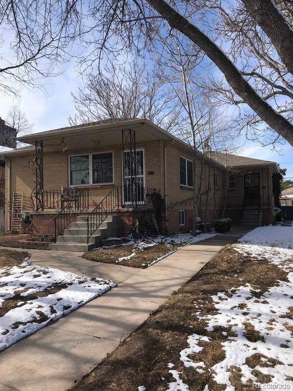 2479 S Corona Street, Denver, CO 80210 (#9122299) :: Wisdom Real Estate