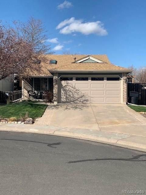 11384 Forest Drive, Thornton, CO 80233 (#9132142) :: Briggs American Properties