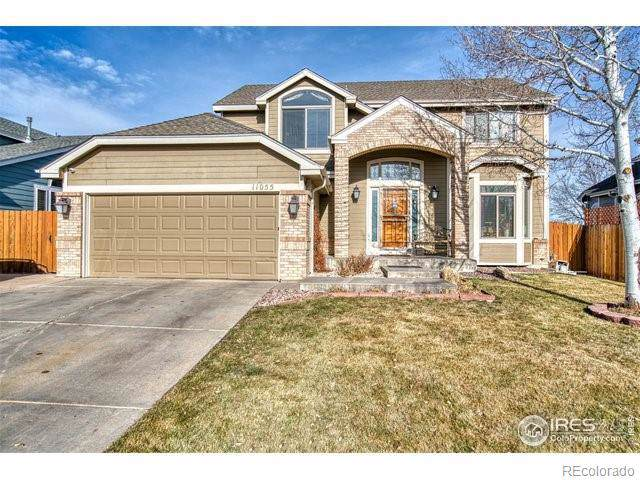 11055 W 85th Place, Arvada, CO 80005 (#9135644) :: The Dixon Group