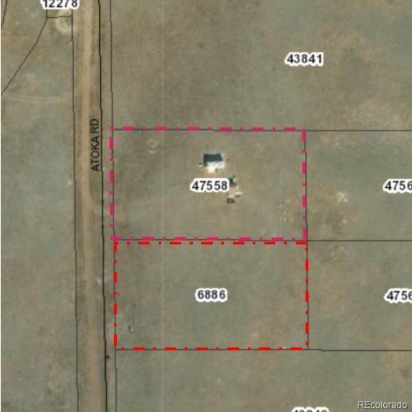 Atoka Road, Hartsel, CO 80449 (MLS #9140633) :: 8z Real Estate