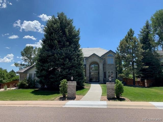 16386 E Dorado Avenue, Centennial, CO 80015 (#9156250) :: The Healey Group