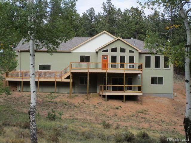 628 Lions Head Ranch Road, Pine, CO 80470 (#9156353) :: The DeGrood Team