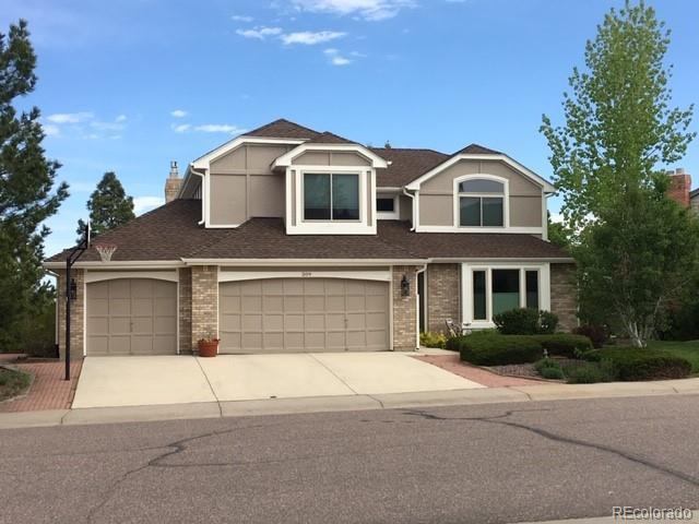 309 Clare Drive, Castle Pines, CO 80108 (#9185973) :: Mile High Luxury Real Estate