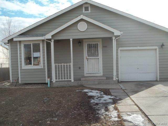 3100 W Longfellow Place, Denver, CO 80221 (#9200072) :: Compass Colorado Realty
