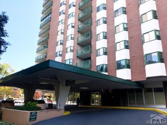 550 E 12th Avenue #201, Denver, CO 80203 (#9231970) :: Bring Home Denver