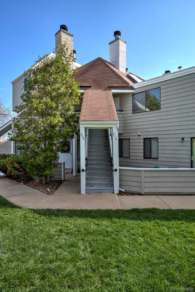 12486 W Nevada Place #209, Lakewood, CO 80228 (#9247703) :: Colorado Home Finder Realty