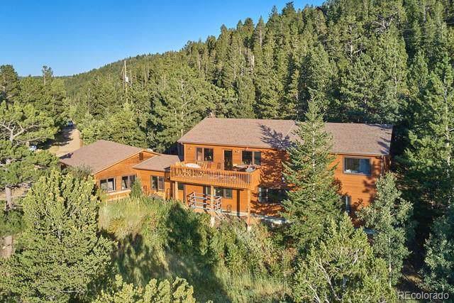 247 Alpine Drive, Nederland, CO 80466 (MLS #9264373) :: 8z Real Estate