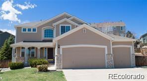 8229 Cottongrass Court, Castle Pines, CO 80108 (#9290046) :: Group 46:10 - Denver