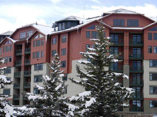 2300 Mount Werner Circle #201, Steamboat Springs, CO 80487 (#9320356) :: The Gilbert Group
