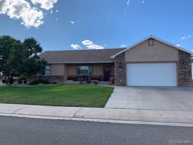 1340 La Mesa Circle, Rangely, CO 81648 (MLS #9334108) :: 8z Real Estate
