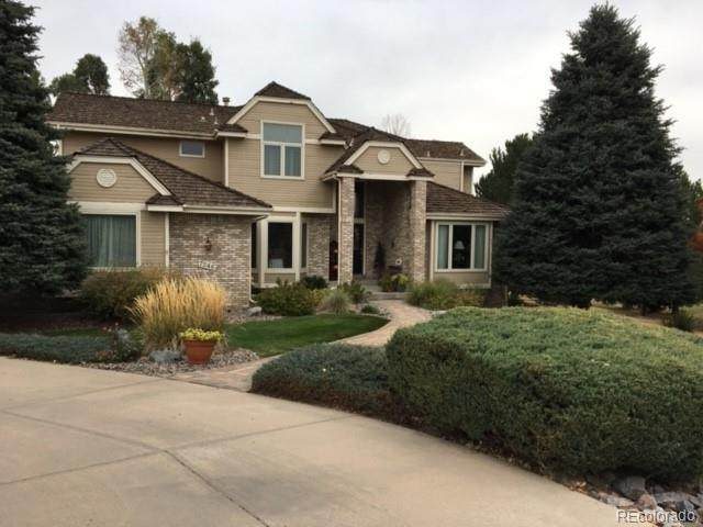7246 S Chapparal Circle, Centennial, CO 80016 (#9338702) :: The Griffith Home Team