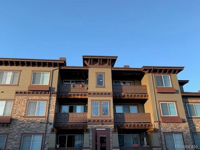 16600 Las Ramblas Lane O, Parker, CO 80134 (MLS #9343152) :: 8z Real Estate