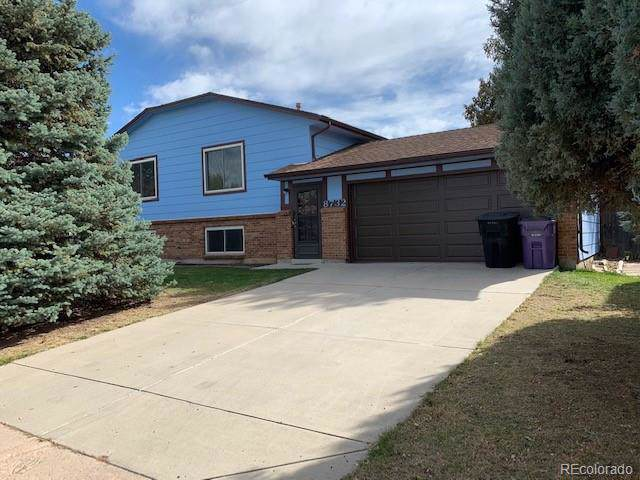 8732 W Stanford Avenue, Littleton, CO 80123 (#9346989) :: The DeGrood Team