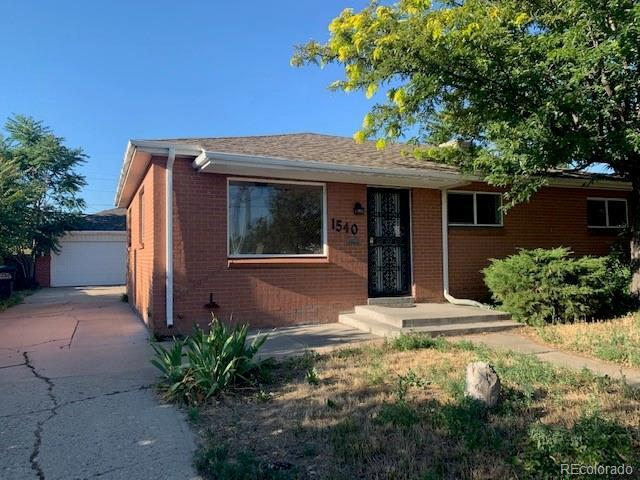 1540 W 52nd Avenue, Denver, CO 80221 (MLS #9371540) :: 8z Real Estate