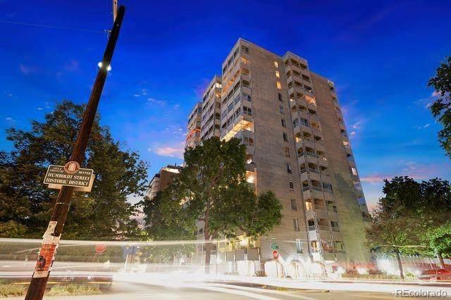 1200 N Humboldt Street #304, Denver, CO 80218 (MLS #9390237) :: 8z Real Estate