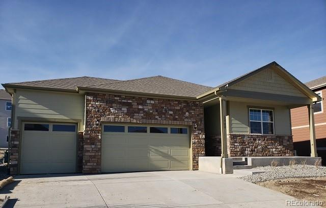 5969 Point Rider Circle, Castle Rock, CO 80104 (#9391117) :: The HomeSmiths Team - Keller Williams